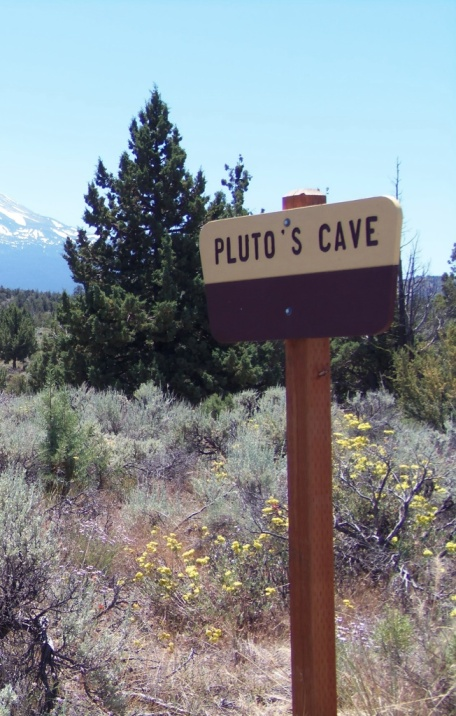 """""""PLUTO's CAve"""" taken by wise owl dave in north carolina"""