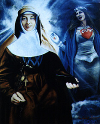 Mary MacKillop And The Immaculate Lash