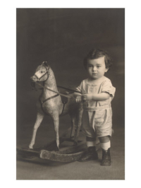 Little-boy-with-hobby-horse