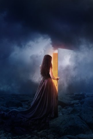 portal-woman hidden portal