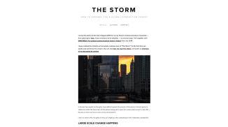 Martin Geddes The Storm